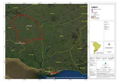 First Commercial Wind Farm Project Finance in Uruguay