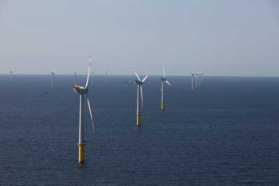 Surveillance of Offshore Wind Farms