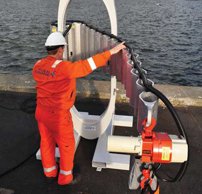 Flexible Lifting Device Rethinks Lifting Processes