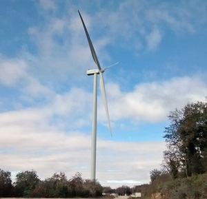 Gamesa turbine 132 3 3 MW