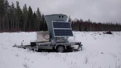 Remote Sensing in Cold Climates