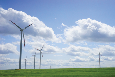 Main Bearing Solutions for Wind Turbines