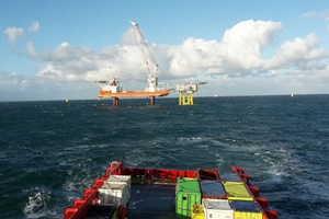 Rhenus Offshore Logistics secures UK offshore supply base partnership