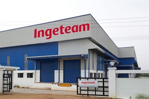 Ingeteam New Production facility India LR