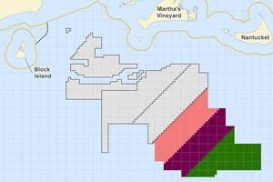 MA Lease Areas offshore wind