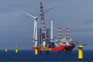 Seafox 5 offshore wind