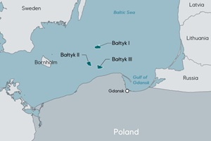 Baltyk offshore wind development projects