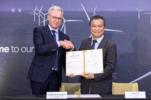 MHI Vestas Swancor agreement