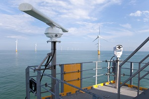 The study builds on the research conducted at Thanet Wind Farm in the photo