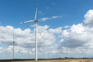 EDPR starts operation of wind farm in Italy