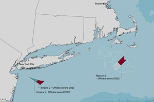 Equinor selected to provide New York State with offshore wind power