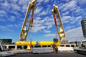 Menck to provide hydraulic piledriving hammer solution to Seaway 7