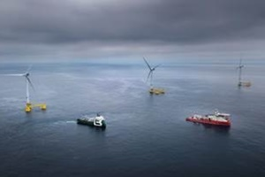 ABPmer undertakes physical process assessment for Erebus floating wind