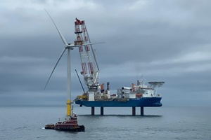 Dominion Energy Completes Construction of First Offshore Wind Project in US Federal Waters