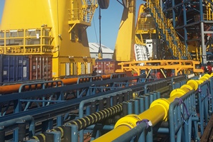 First Subsea CPS for NnGoffshore wind farm