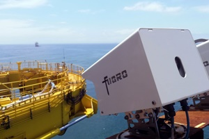 Fugros QuickVision and InclinoCam solutions support monopile installation for first wind turbines in US federal waters