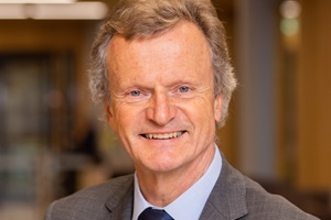 Jon Fredrik Baksaas appointed DNV GL's Chair of the Board