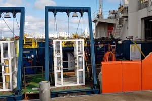 N Sea and SeaRenergy complete offshore retrofit solution campaign for TenneT