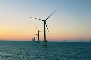 Turbine installation complete on East Anglia ONE offshore wind farm