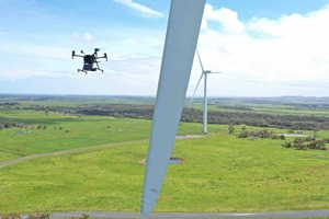 Vestas to use Sulzer Schmid drone technology in Asia Pacific