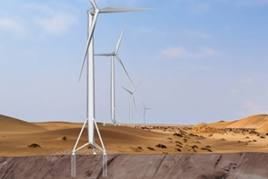 Nabrawind to supply towers for a wind farm in Namibia