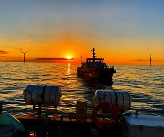11 Photo taken at London Array offshore wind farm off the UK coast consisting of 175 Siemens SWT 3.6 107 turbines courtesy Rafal Kuczynski
