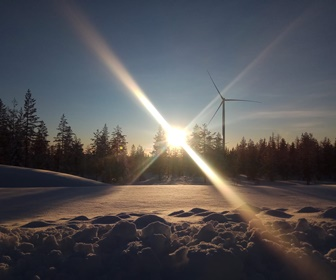 #6 GE 3.6MW turbine in Makbygden Sweden (courtesy Ricardo Costa)
